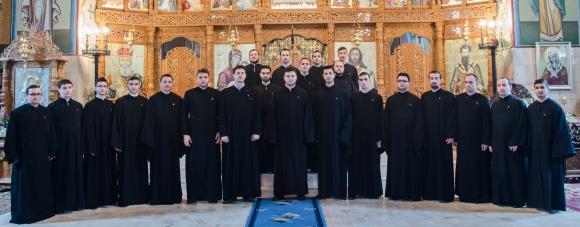 Grupul psaltic Sf Vasile cel Mare
